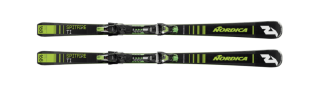 Nordica Dobermann Spitfire Ti Evo + TPX 12 black/green 18/19