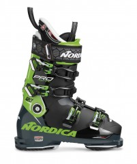 Nordica PRO MACHINE 120 black/green 18/19