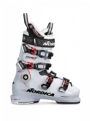 Nordica PRO MACHINE 105W white/black/red 18/19
