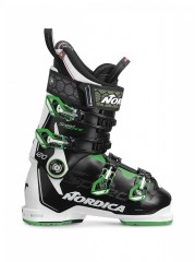 Nordica Speedmachine 120 white/black/green