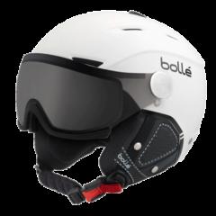 Bolle Backline Visor Premium Modulator soft white/black