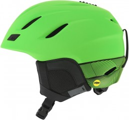 GIRO Nine MIPS Bright Green