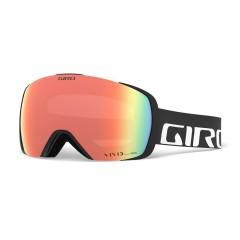 GIRO Contact Black Wordmark Vivid Ember/Vivid Infrared (2Skla)