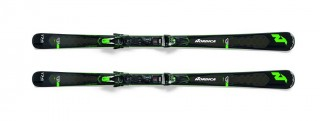 Nordica GT 76 Ti Evo + TPX 12 black/green 17/18