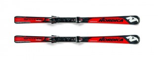Nordica Dobermann Spitfire Pro Evo + TPX 12 red/black 17/18