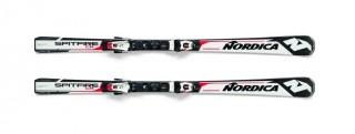 Nordica Dobermann Spitfire CA Evo + N ADV white red 17/18